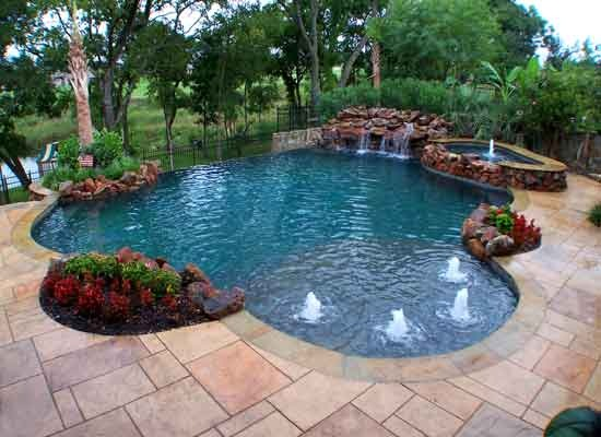 Pool remodeling south florida south florida pool for Best home swimming pools