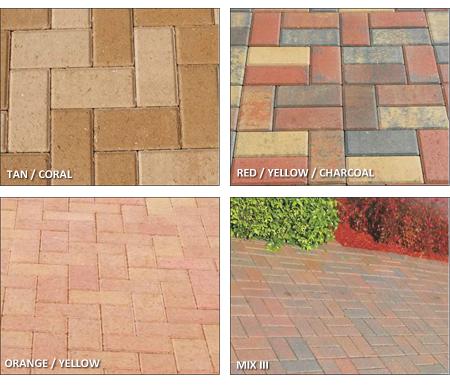Brick 4 215 8 Wb Pavers